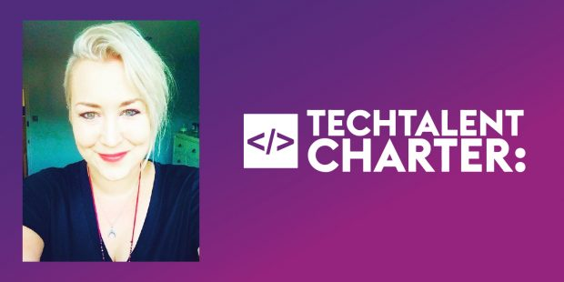 Amy Cross, Senior Agile Delivery Manager and the Tech Talent Charter.
