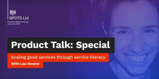 Product Talk: Special with Lou Downe