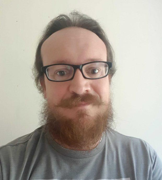 Pete Bates, Content Designer at BPDTS
