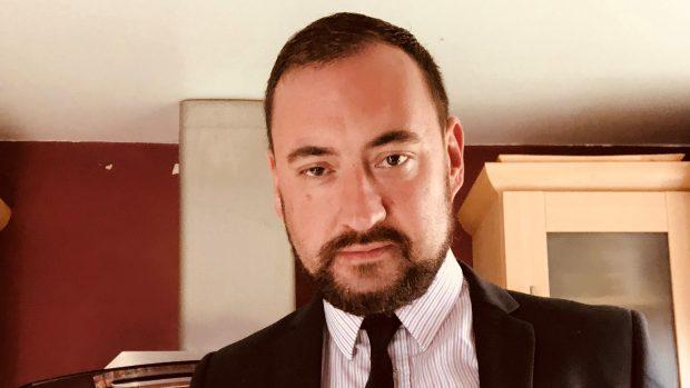 John Kiely, BPDTS End User Computing Associate