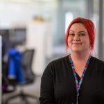 Sarah McNally, Digital Service Practice Manager at BPDTS