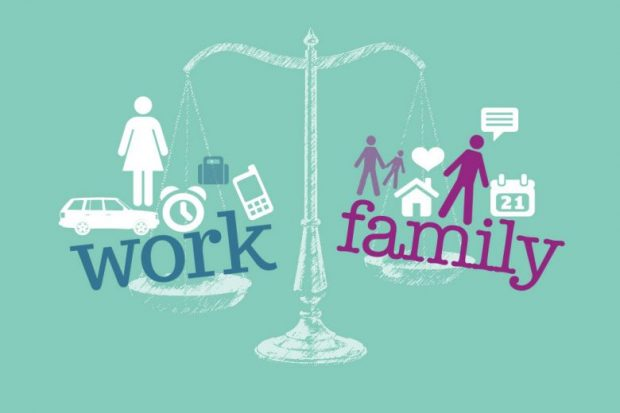 Work and family; work life balance